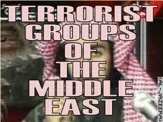 TERRORIST GROUPS OF THE MIDDLE EAST