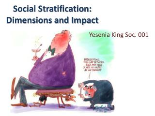 Social Stratification: Dimensions and Impact