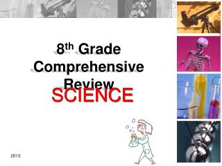 8 th  Grade Comprehensive Review