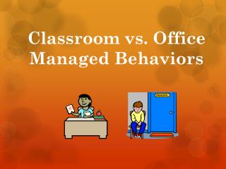 changing behaviors by changing the classroom Classroom management of children with emotional and behavioral disorders: a storied model: torey hayden's one child mike.