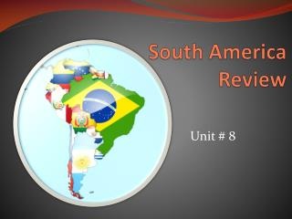South America  Review