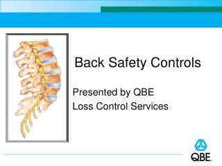 Back Safety Controls