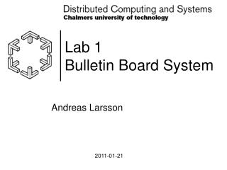 Lab 1  Bulletin Board System