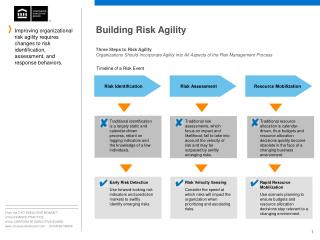 Building Risk Agility