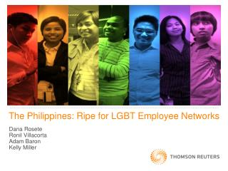 The Philippines: Ripe for LGBT Employee Networks