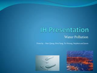 IH Presentation