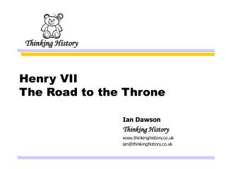 Henry VII The Road to the Throne