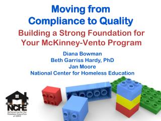 Moving from  Compliance to Quality