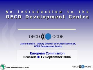 An introduction to the OECD Development Centre