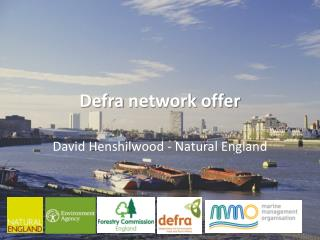 Defra  network offer