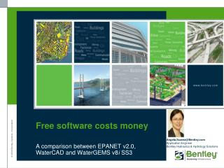 Free software costs money