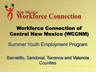Workforce Connection of Central New Mexico (WCCNM)