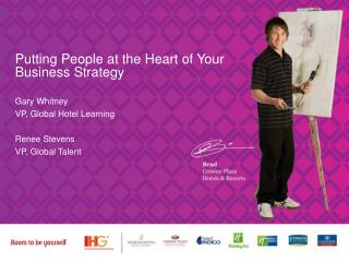 Putting People at the Heart of Your Business Strategy