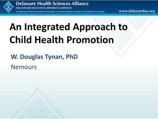 An Integrated Approach to Child Health Promotion