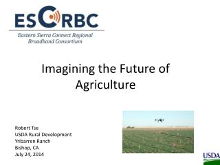 Imagining the Future of Agriculture