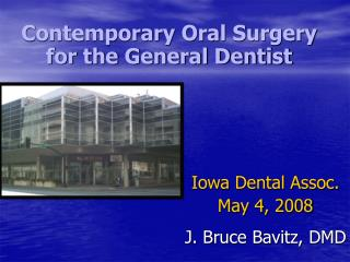 Contemporary Oral Surgery for the General Dentist