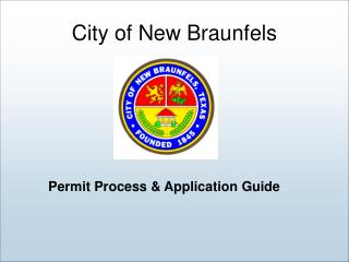 City of New Braunfels