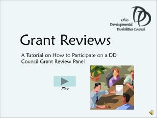 Grant Reviews