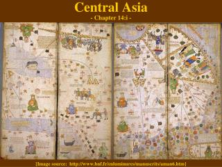Central Asia - Chapter 14:i -