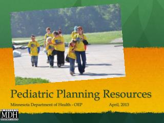 Pediatric Planning Resources
