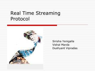 Real Time Streaming Protocol