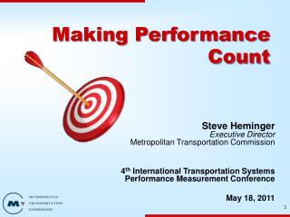 Making Performance  Count