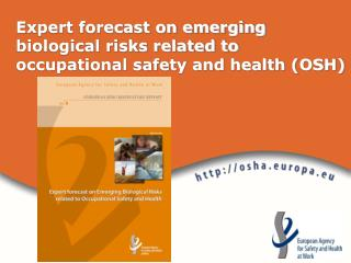 Expert forecast on emerging biological risks related to occupational safety and health OSH