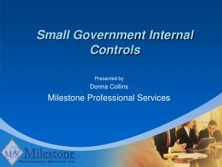 Small Government Internal Controls
