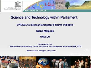 Science and Technology within Parliament