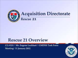 Rescue 21 Overview