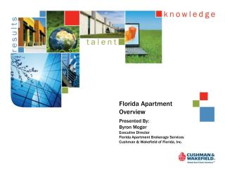 Florida Apartment Overview