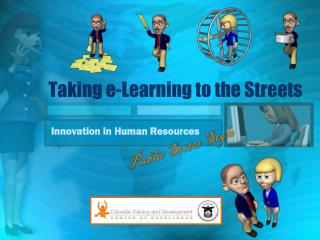 Taking e-Learning to the Streets