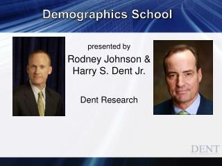 Demographics  School