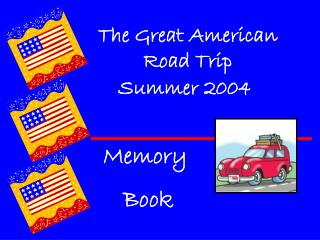 The Great American Road Trip