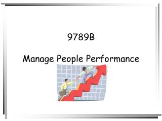 9789B Manage People Performance