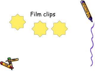 Film clips