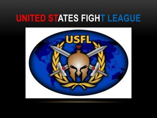 United St ates Figh t League