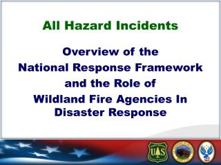 All Hazard Incidents