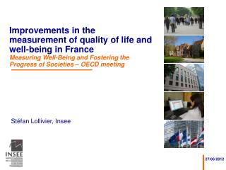 SSF report : recommendations about quality of life (capabilities)