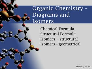 Organic Chemistry – Diagrams and Isomers