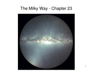 The Milky Way - Chapter 23