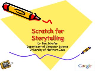 Scratch for Storytelling