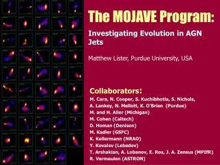 The MOJAVE Program: