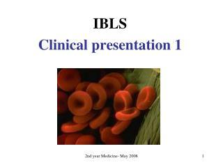 2nd year Medicine- May 2008