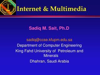 Internet & Multimedia
