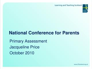 National Conference for Parents