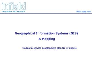 Geographical Information Systems (GIS)  & Mapping