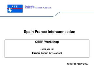 Spain France Interconnection