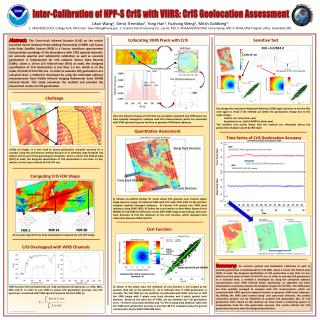 Inter-Calibration of NPP-S  CrIS with VIIRS:  CrIS Geolocation  Assessment