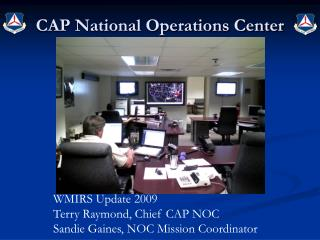 CAP National Operations Center